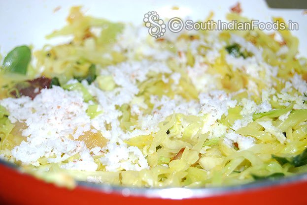 Cabbage Thoran (Kerala Style Stir-Fried Cabbage) Recipes — Dishmaps